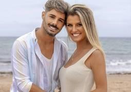 Rui Pedro e Jéssica Antunes
