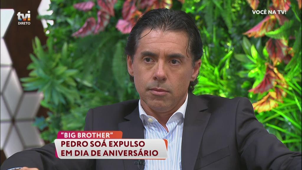 Pedro Soá ex-concorrente BB2020