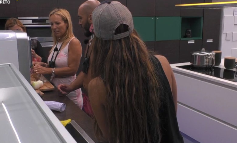 Teresa, Noélia, Daniel Monteiro e Iury