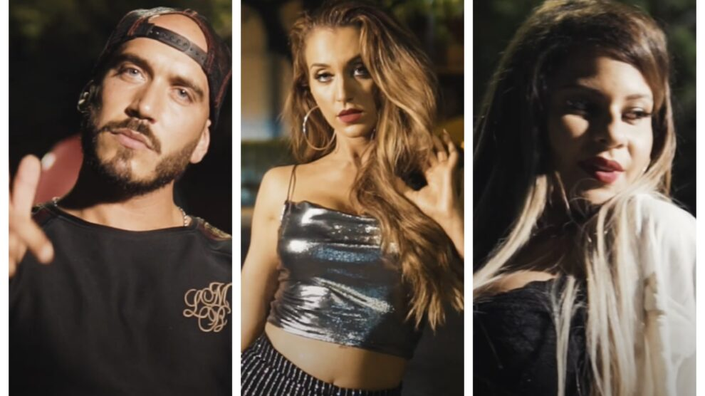 Daniel Monteiro,Iury e Sandrina