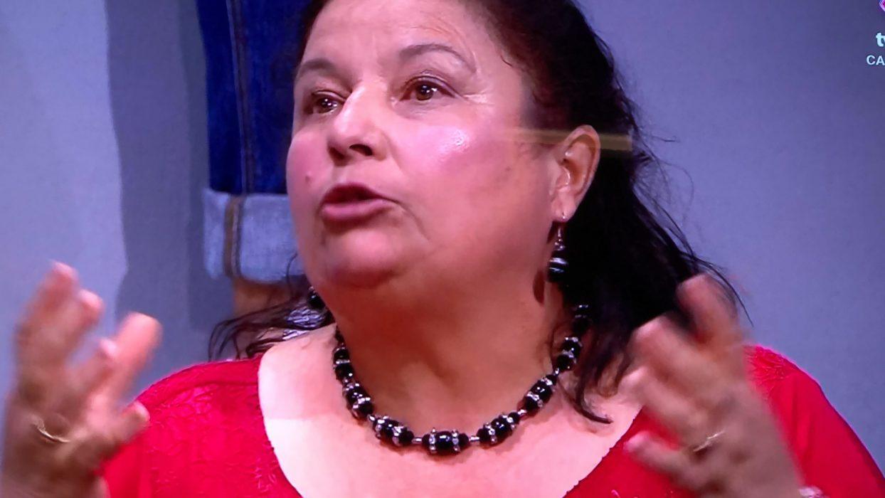 mãe Sandrina
