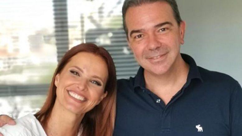 Nuno Santos Feliz Com Regresso De Cristina Ferreira