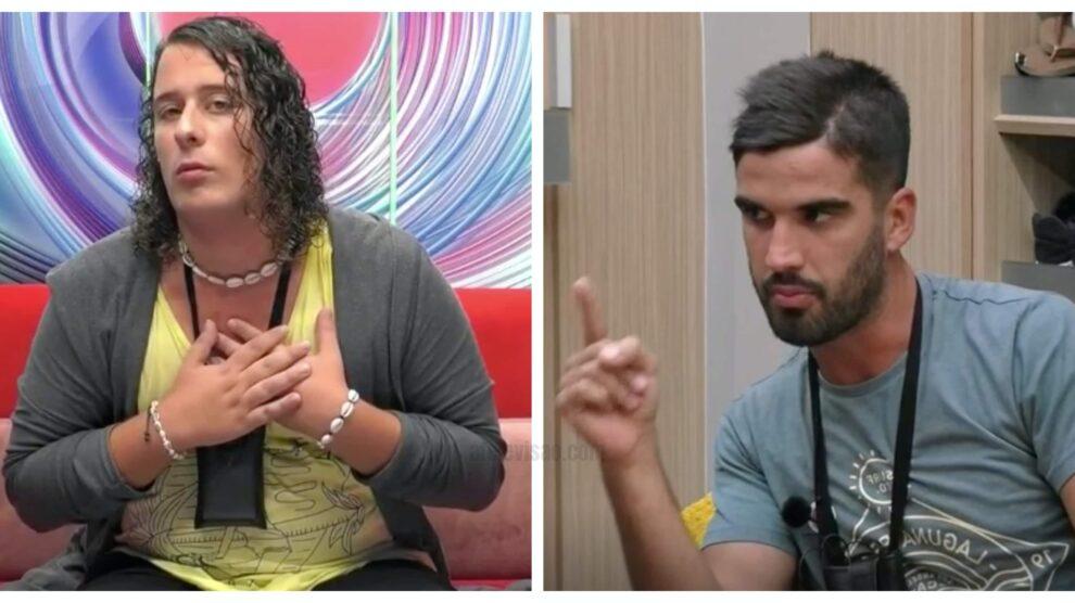 André Filipe e Luís
