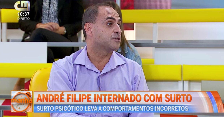Tio de André Filipe na CMTV