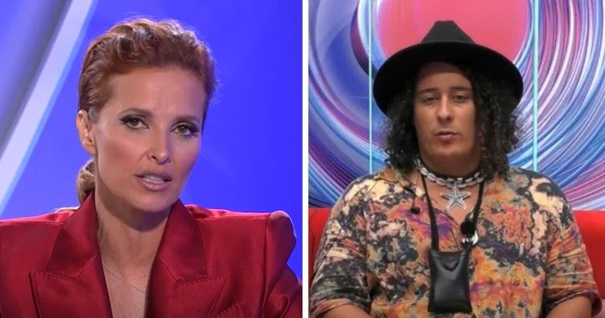 Cristina Ferreira e André Filipe