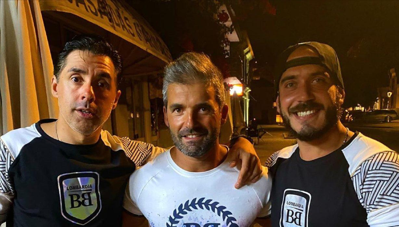 Pedro Soá Hélder e Daniel Monteiro