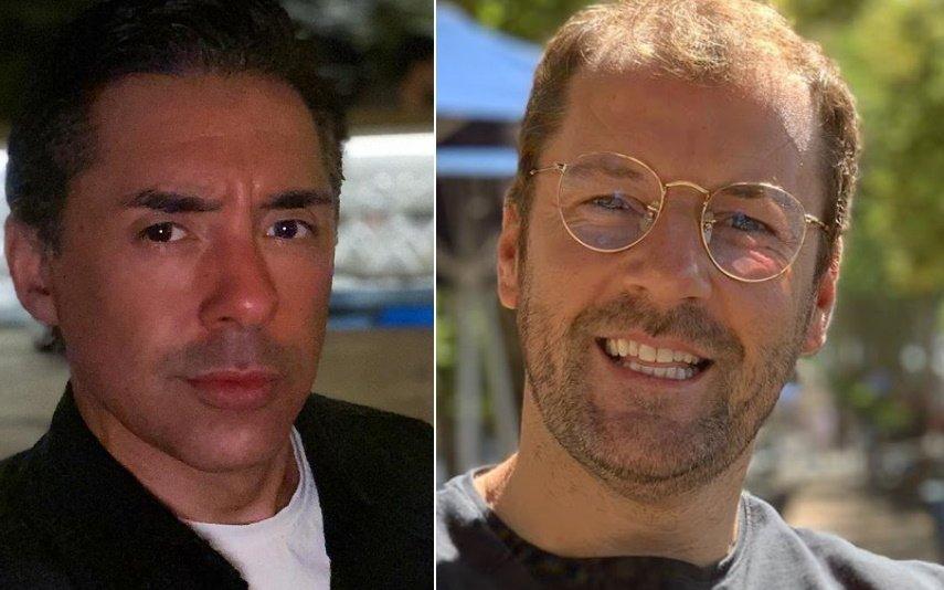 Pedro Soá e Pedro Fonseca