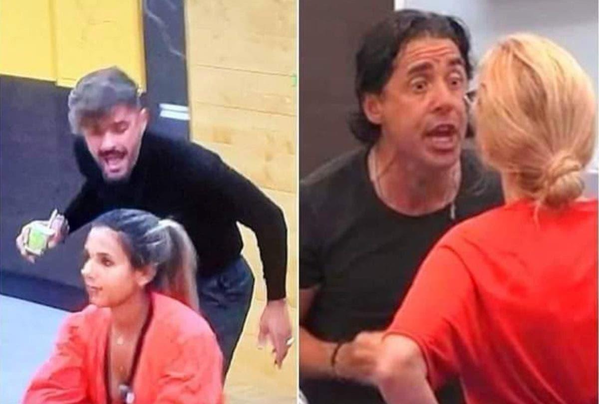 Rui e Joana e Pedro Soá e Teresa
