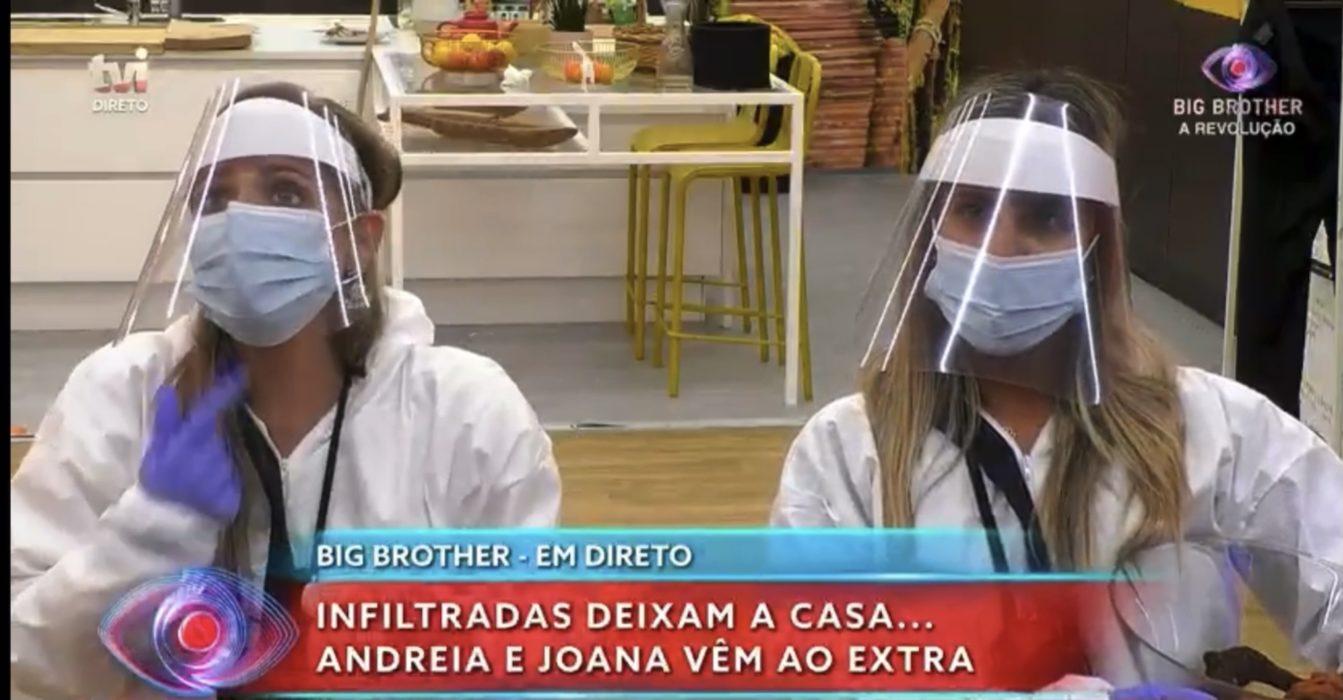 Andreia e Joana