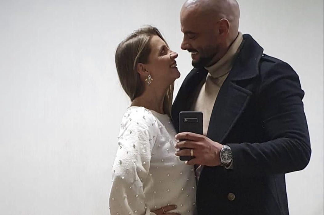 Andreia e Ricardo namorado