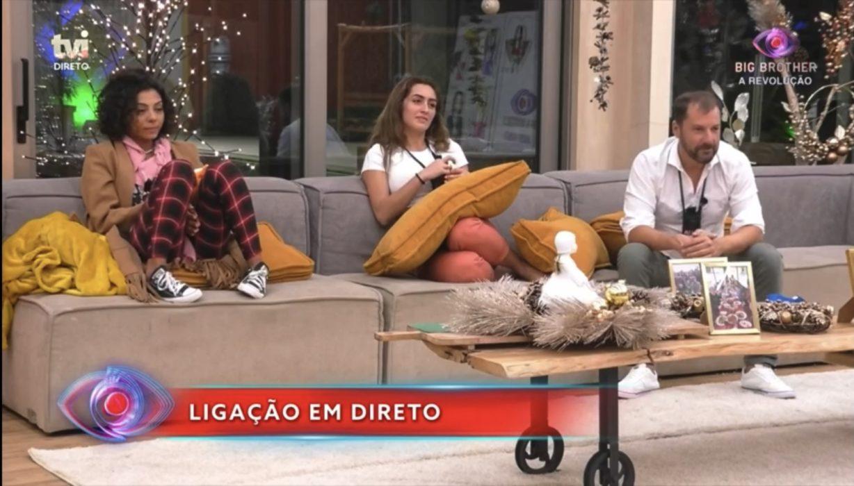 Pedro, Jéssica e Zena