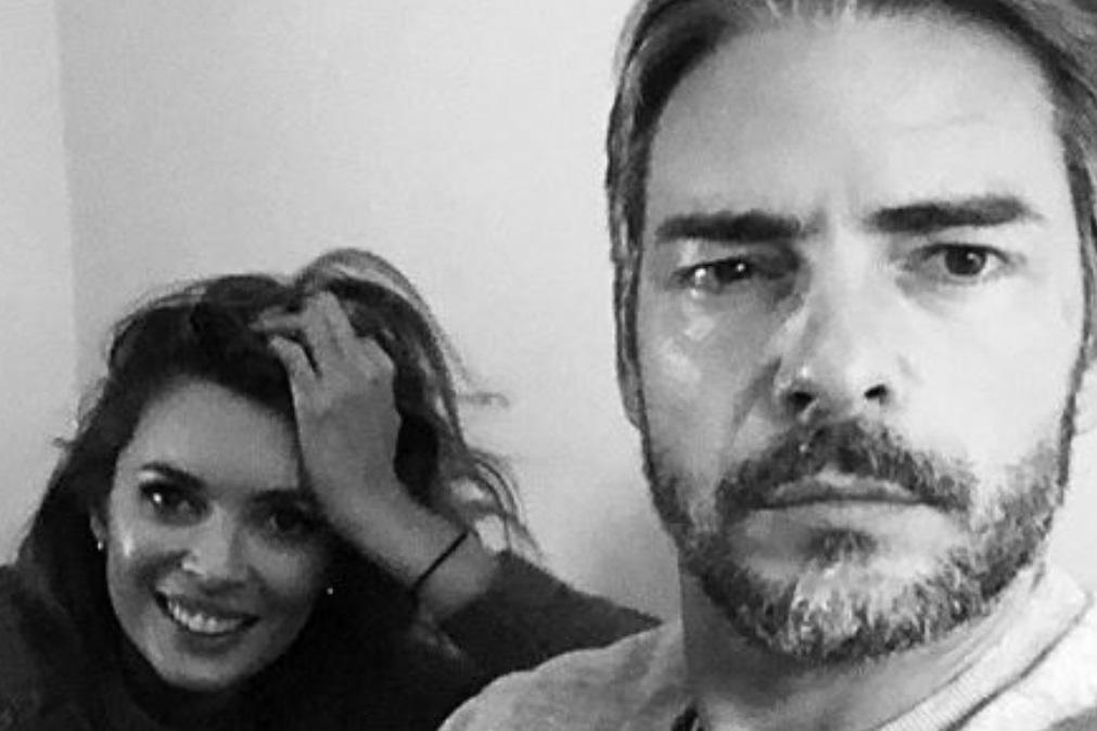 Maria Cerqueira Gomes e Cláudio Ramos