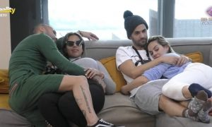 Bruno e Joana , Helena e Gonçalo