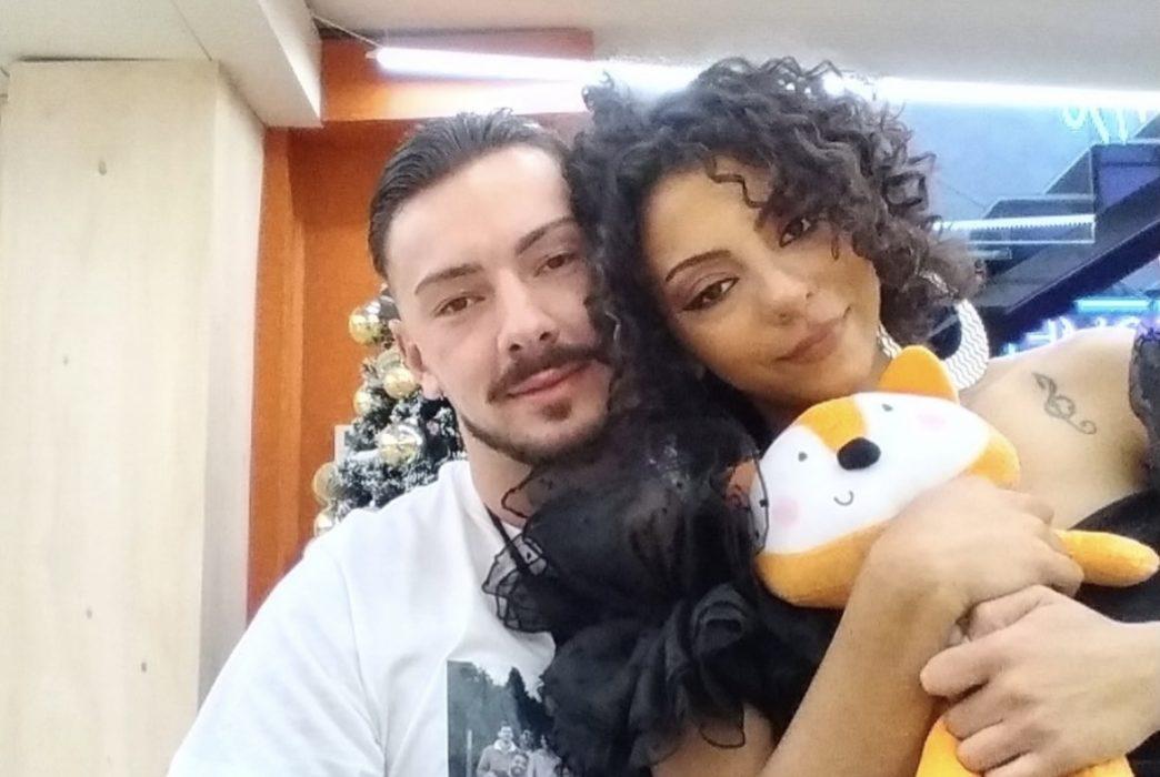 Jéssica e Renato