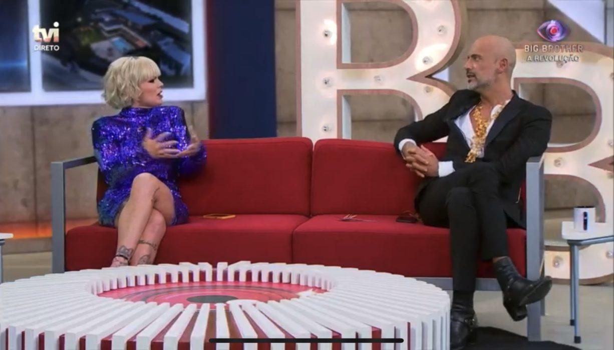 Fanny e Pedro Crispim