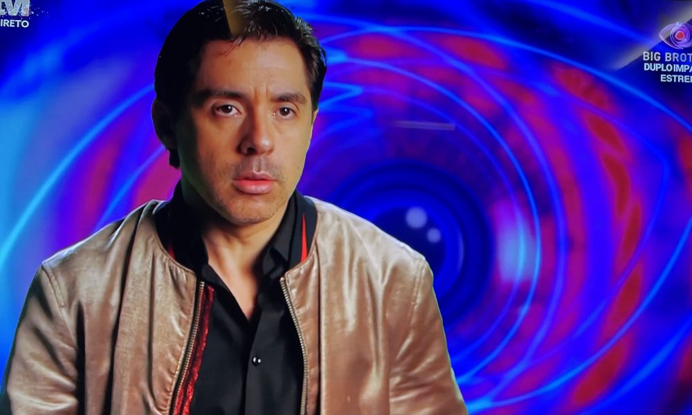 3º concorrente do Big Brother - Duplo Impacto: Pedro Soá