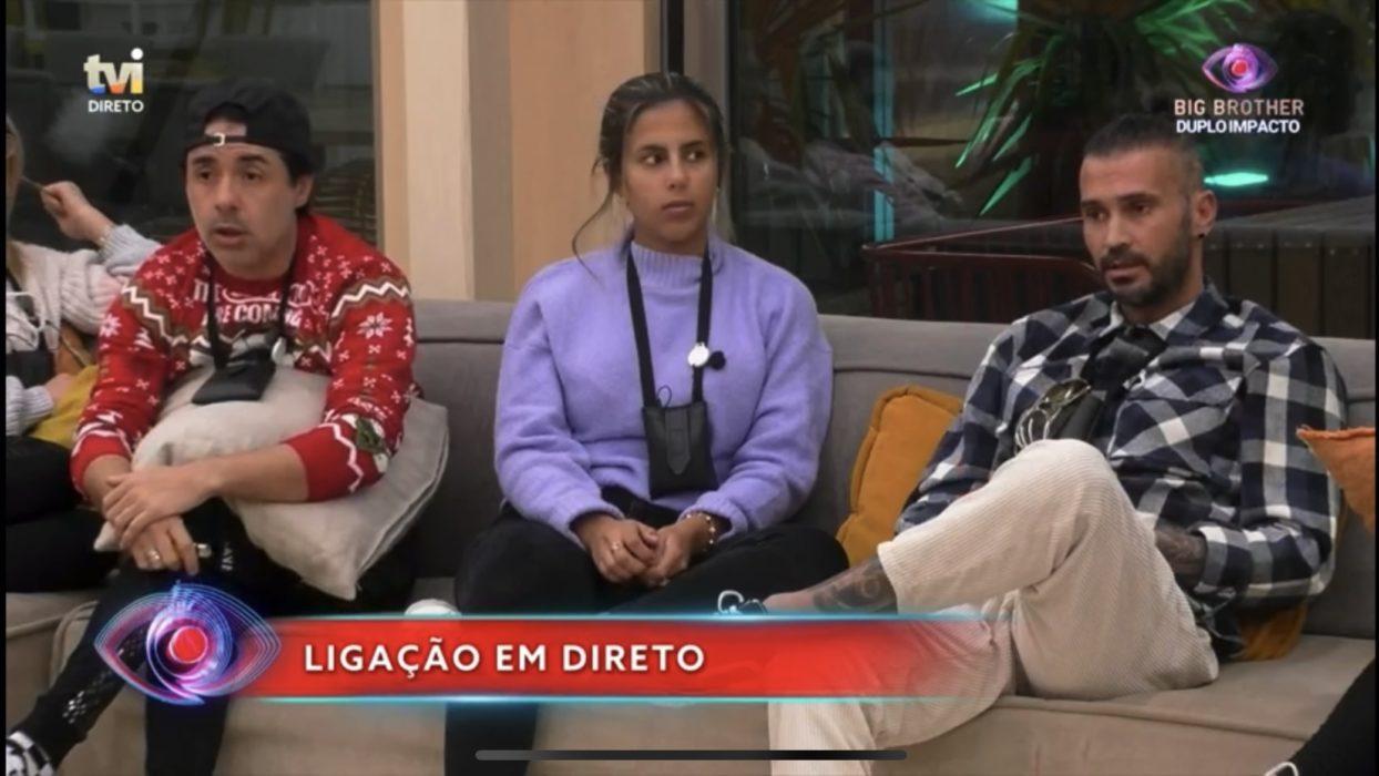 Pedro Soá Joana e Bruno Savate