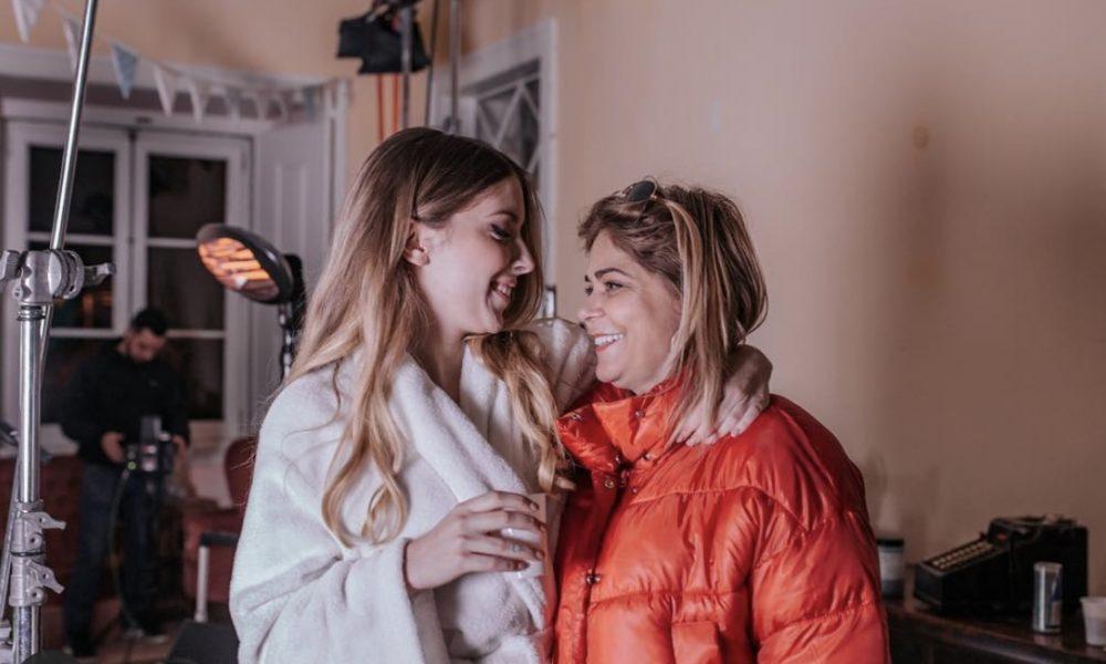 Sara Carreira e Fernanda