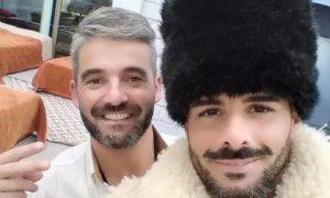 Hélder e Rui Pedro