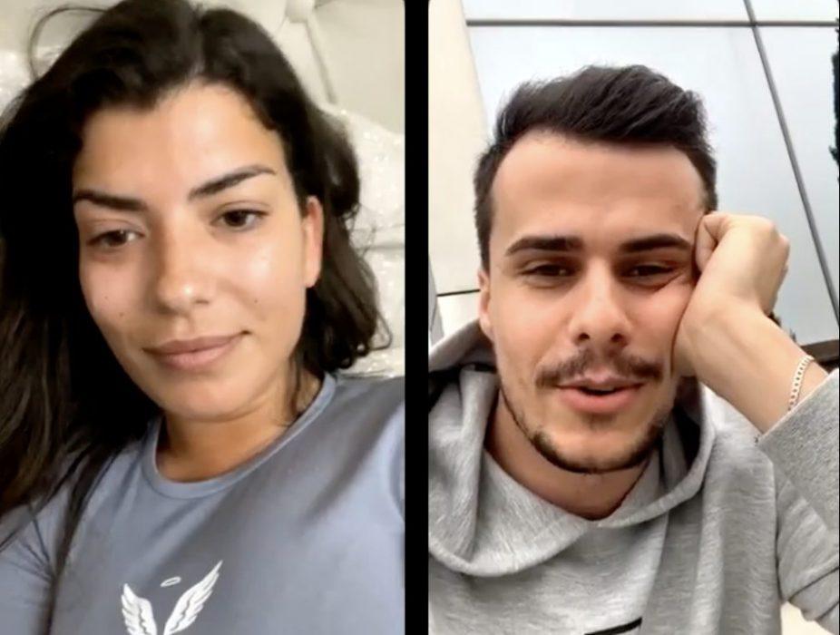 Sofia Sousa e Pedro Alves