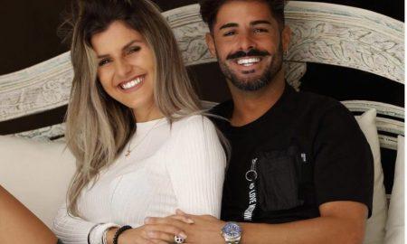 Jéssica Antunes e Rui Pedro