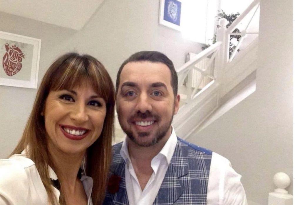 Marta Cardosos e Flávio Furtado