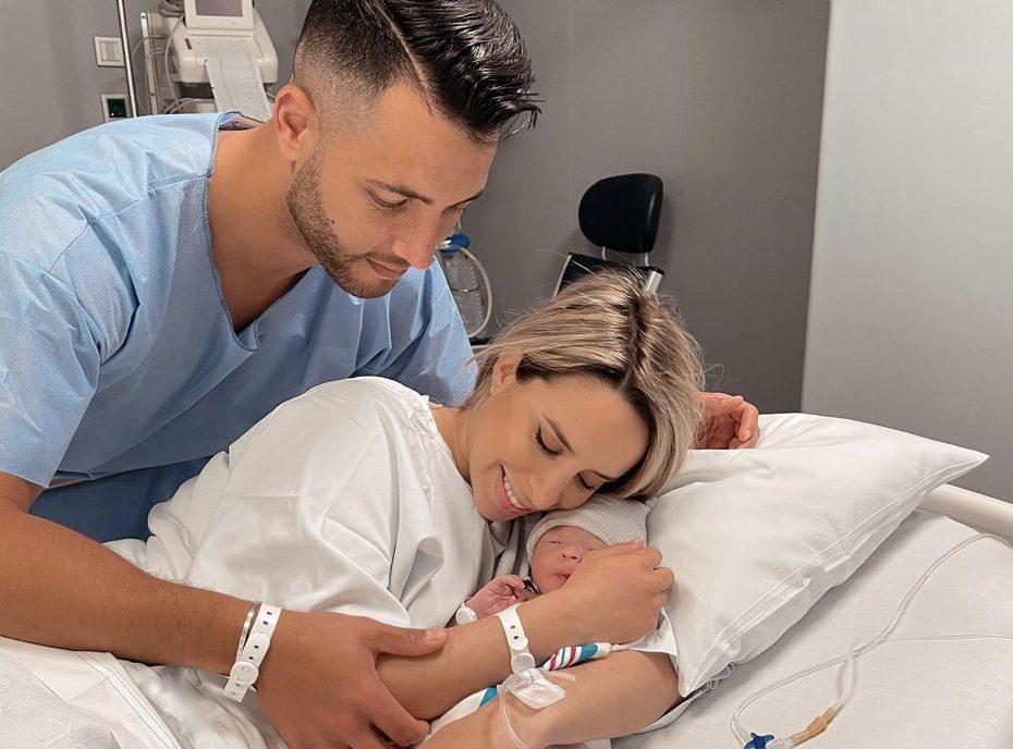 Helena Coelho marido e filha
