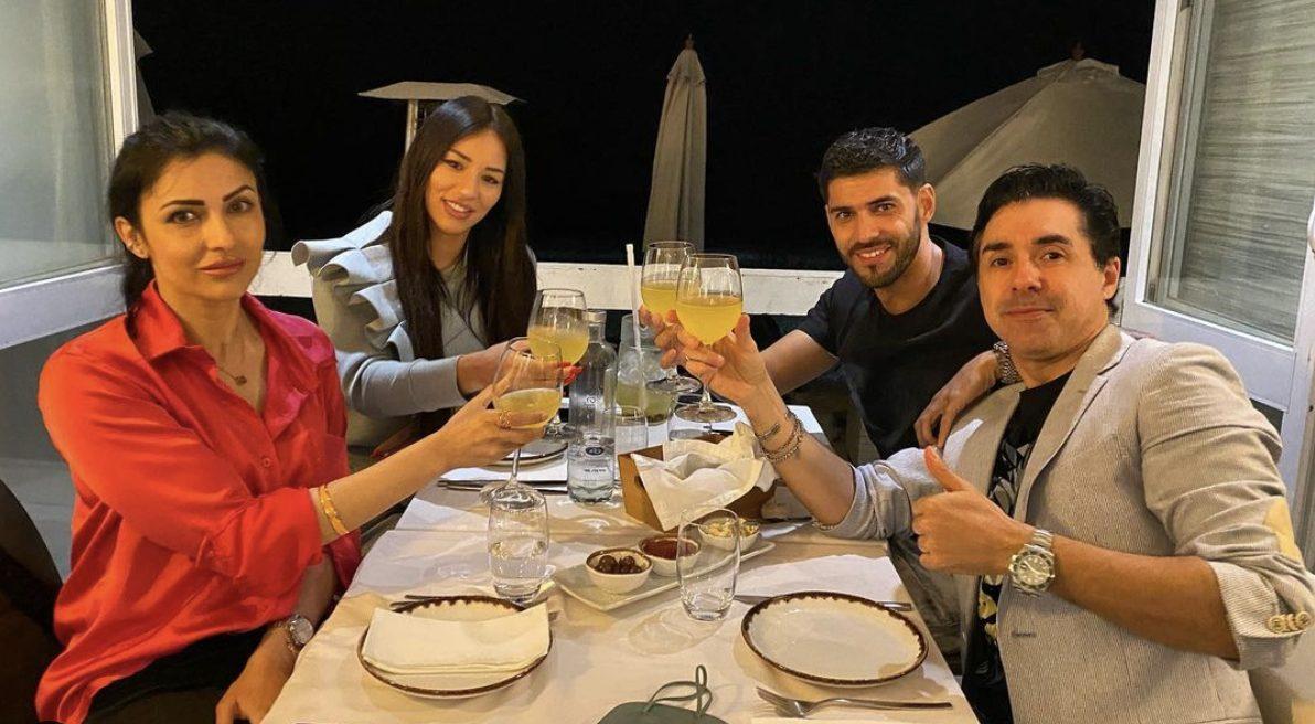 Ana, Jessica, Gonçalo e Pedro Soá