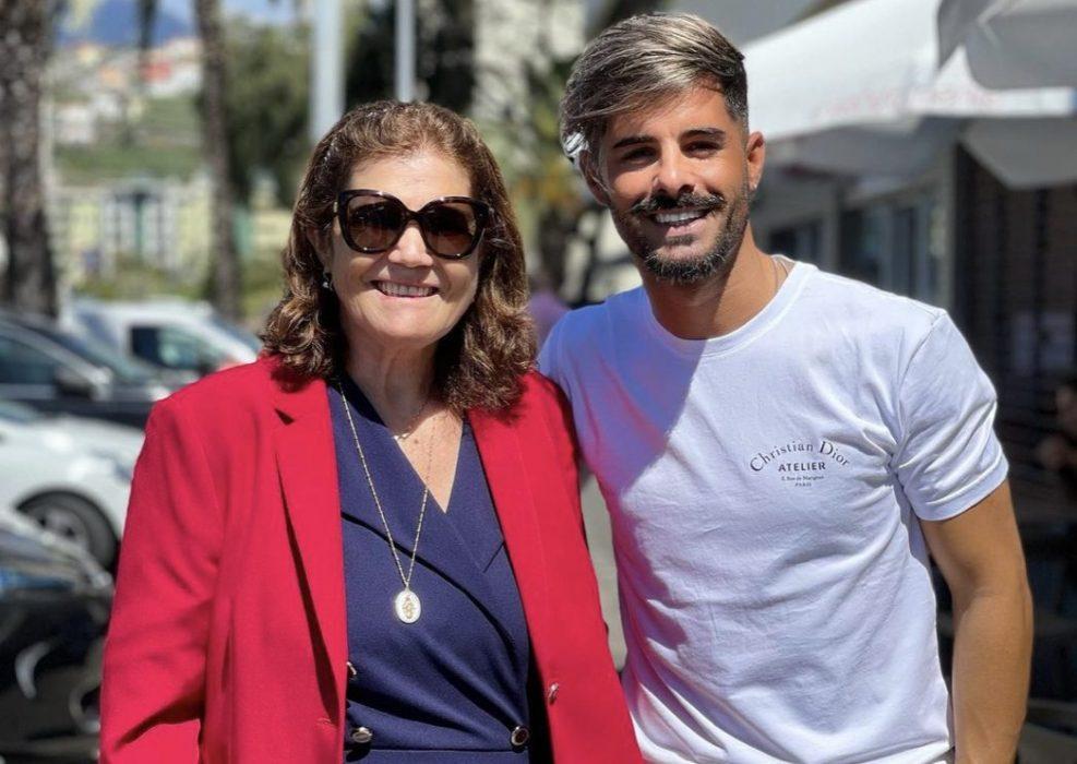Rui Pedro e Dolores Aveiro
