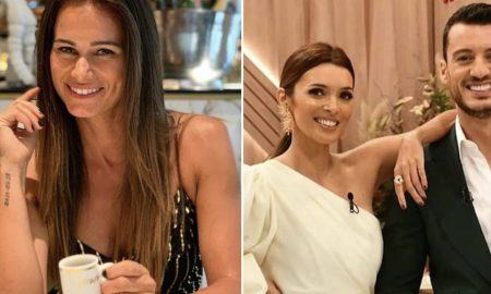 Cláudia Vieira e Maria Cerqueira Gomes