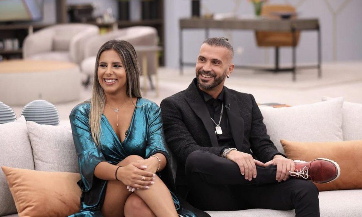 Joana e Bruno Savate