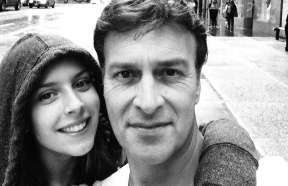 Tony Carreira e Sara Carreira
