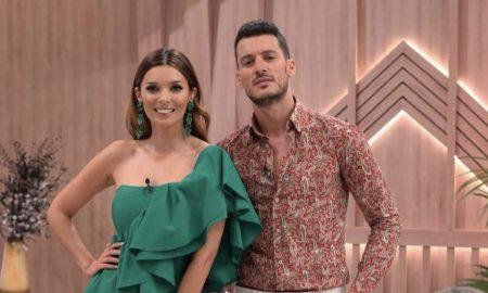 Maria Cerqueira Gomes e Ruben Rua