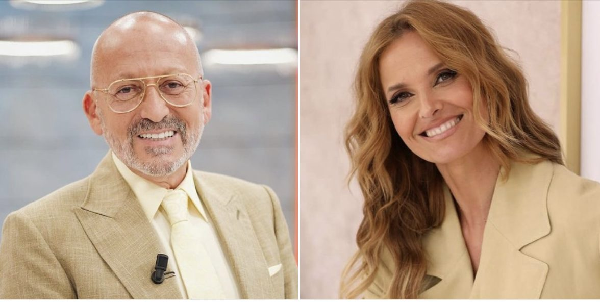 Goucha e Cristina Ferreira