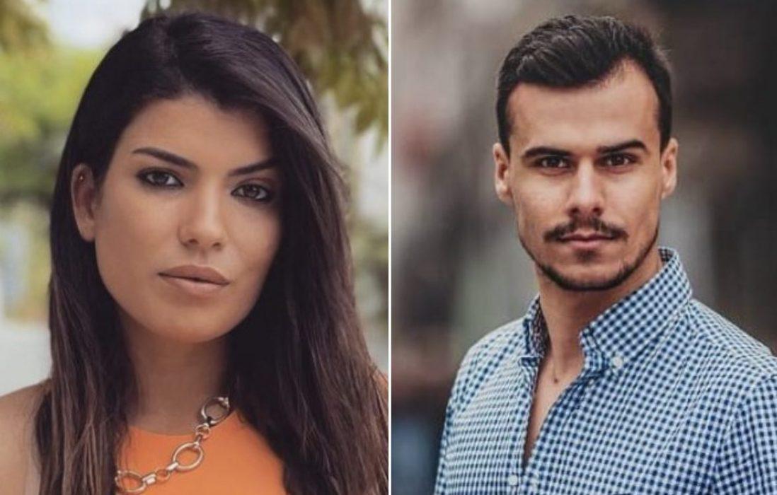 Sofia e Pedro Alves
