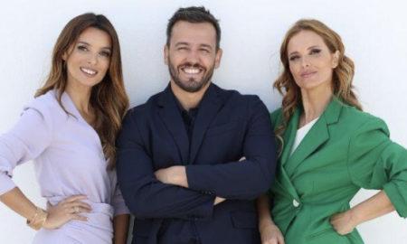 Cristina Ferreira, Pedro Teixeira e Maria Cerqueira Gomes