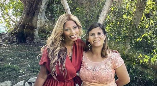 Noélia e Soraia
