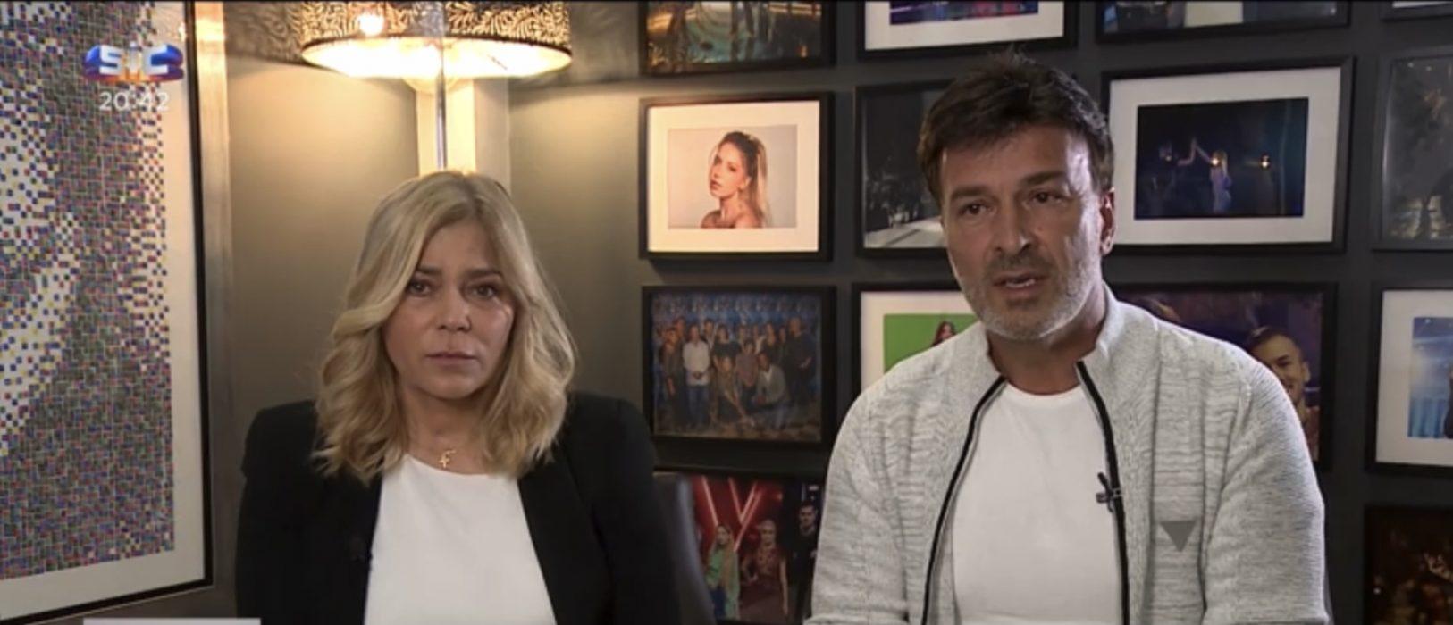 Fernanda e Tony Carreira