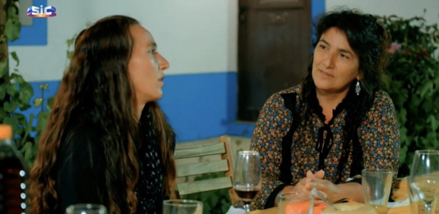 Ana Palma e irmã