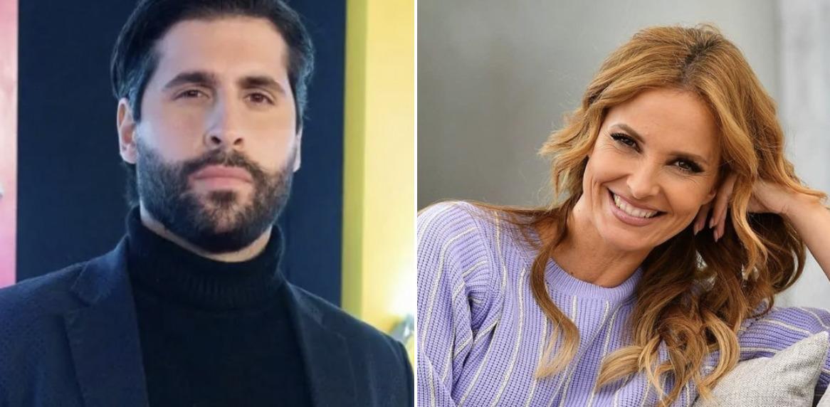 João Mendonza e Cristina Ferreira