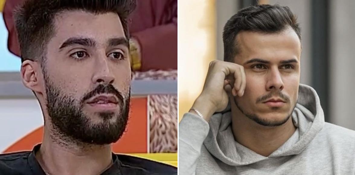 Léo Caeiro e Pedro Alves