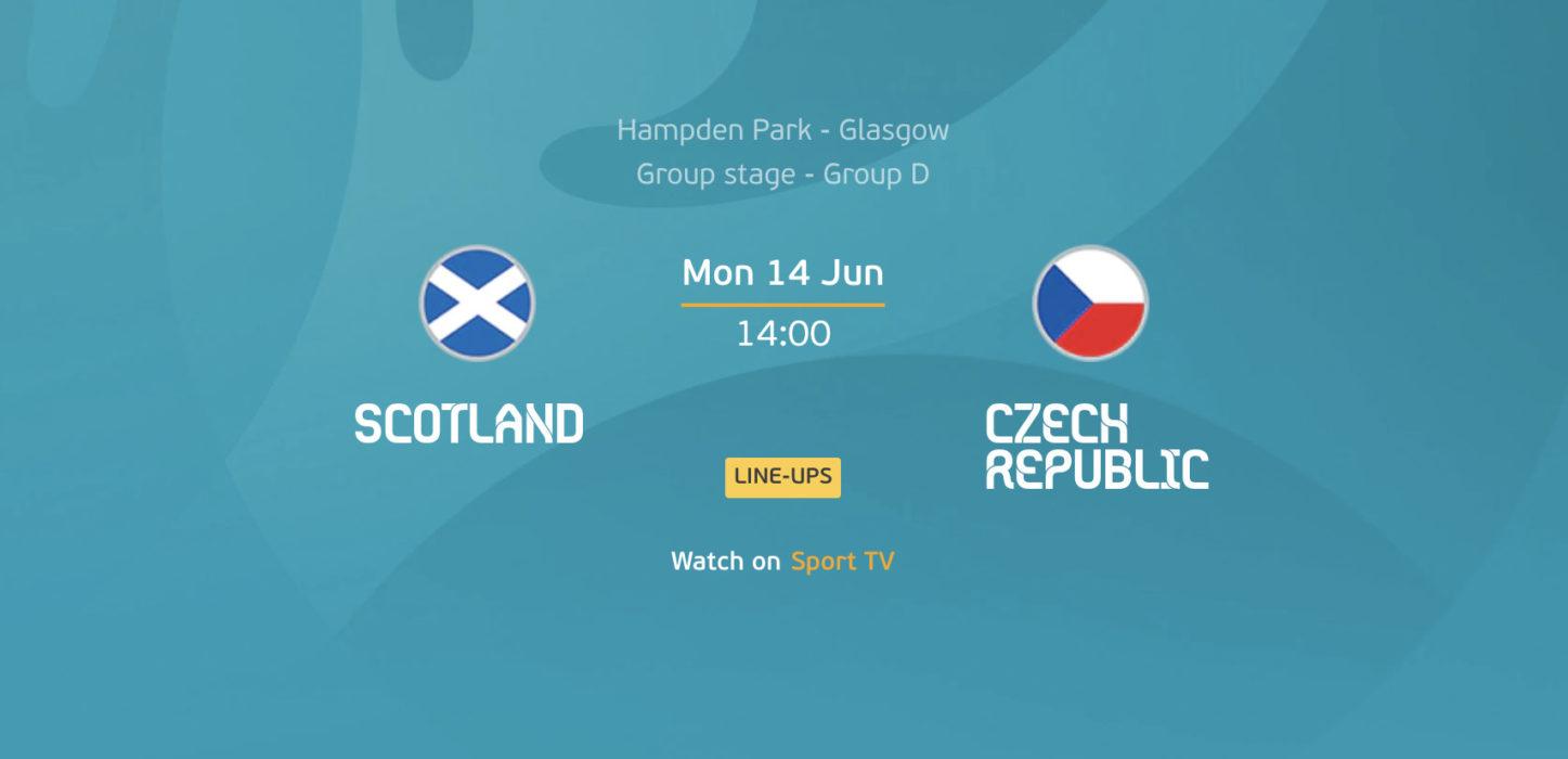 Escócia e República Checa