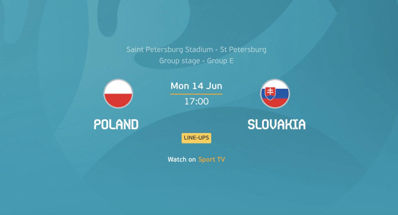 Polónia x Eslováquia