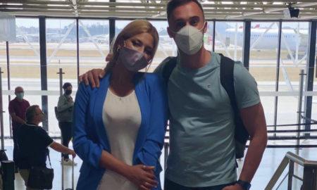 Soraia e Daniel Guerreiro