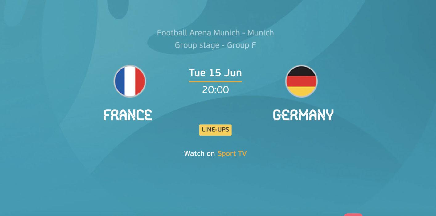 França - Alemanha