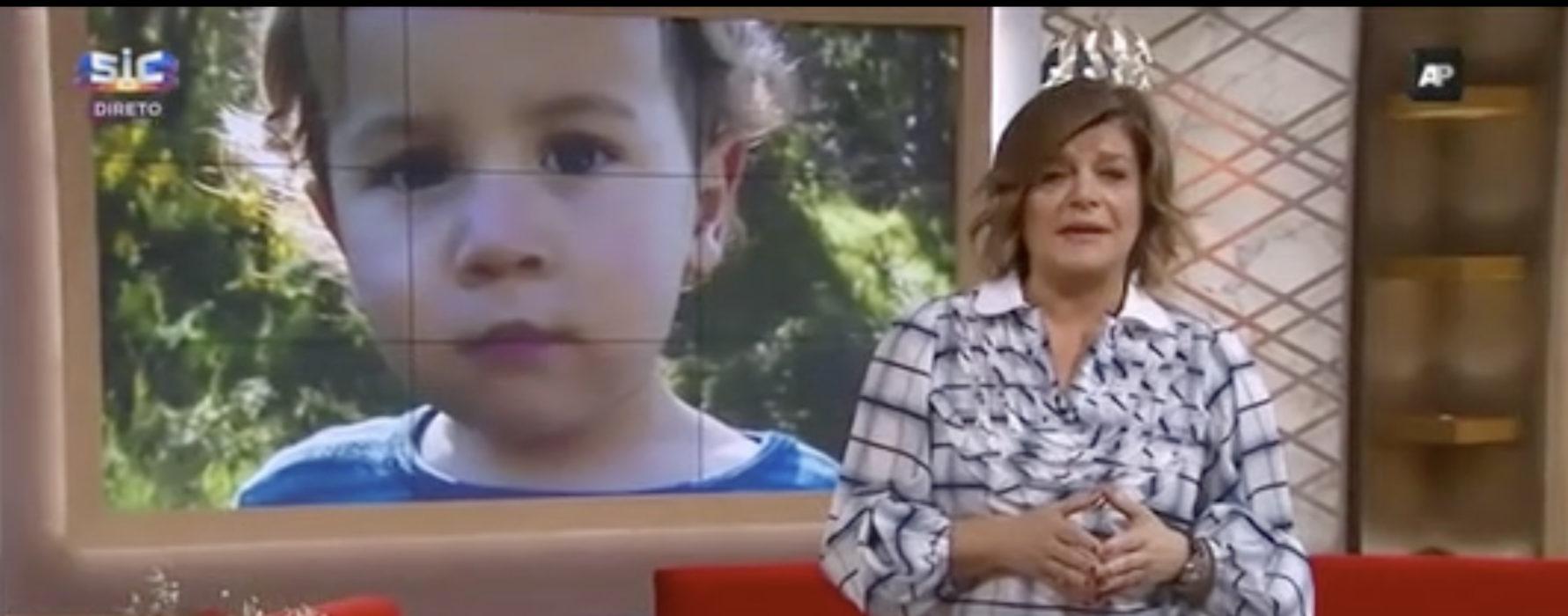 Júlia Pinheiro apela por Noah