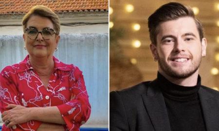 Luísa Castel-Branco e Tiago Falcão