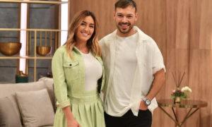Zena e André Abrantes