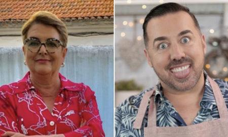 Luisa Castel-Branco e Flávio Furtado