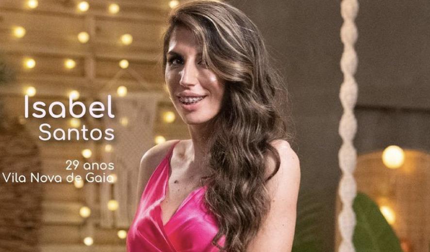 Isabel Santos - O Amor Acontece